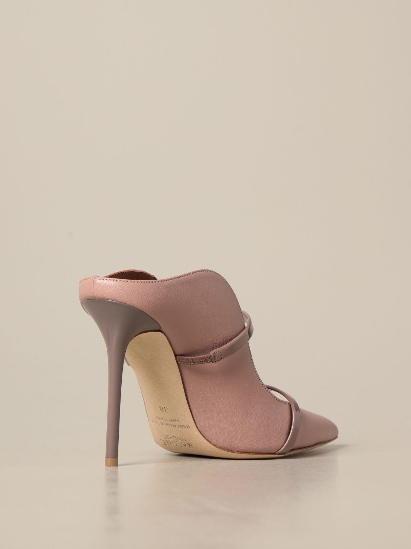 Туфли-лодочки Malone Souliers: Обувь Женское Malone Souliers пудра 3