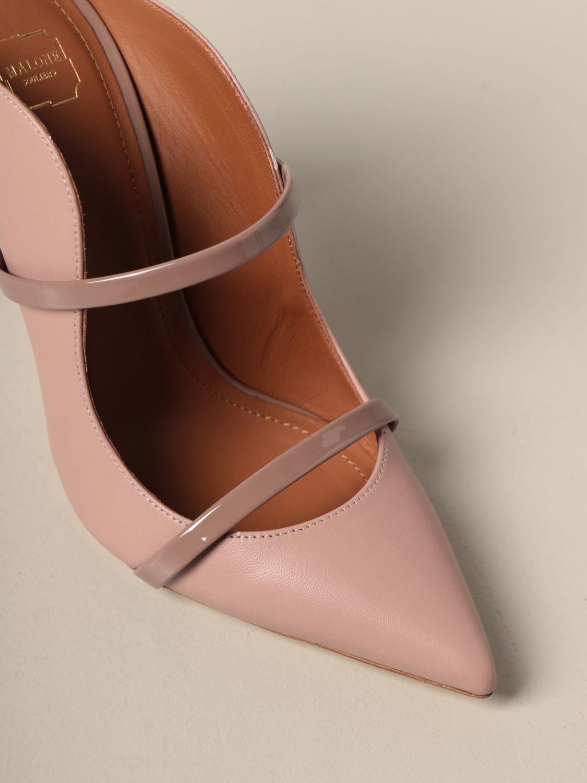 Туфли-лодочки Malone Souliers: Обувь Женское Malone Souliers пудра 4