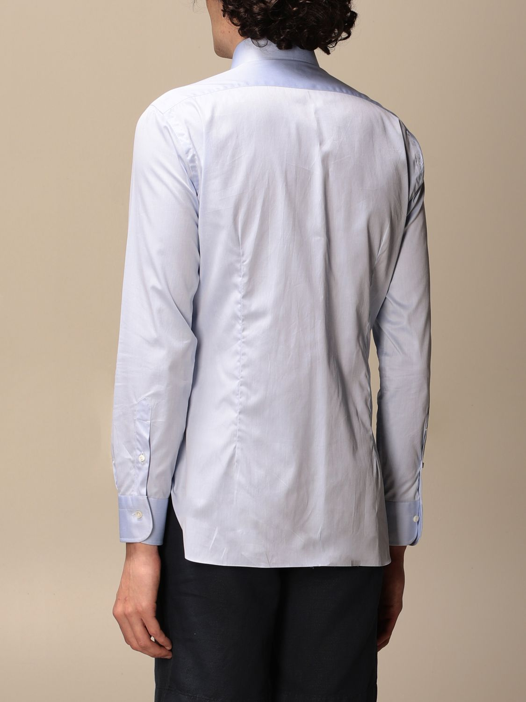 Shirt Barba Napoli: Shirt men Barba Napoli white 2