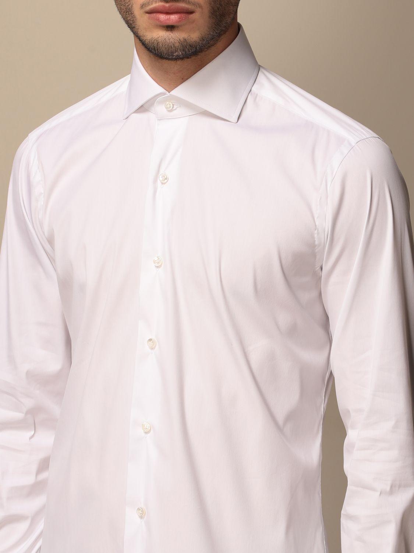 Shirt Barba Napoli: Shirt men Barba Napoli white 3
