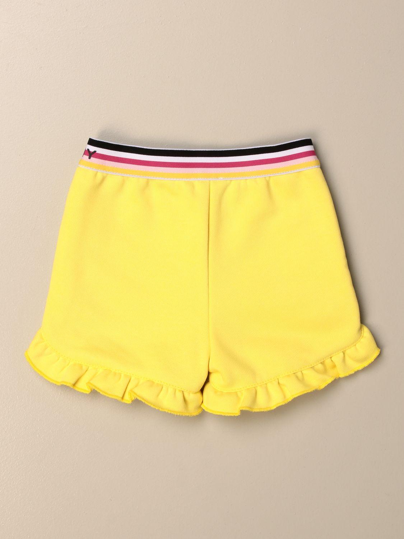 Shorts Givenchy: Pantalon enfant Givenchy jaune 2