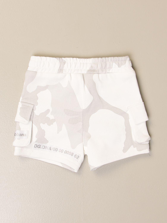 Pantaloncini Dolce & Gabbana: Pantaloncino jogging Dolce & Gabbana stampato militare 2