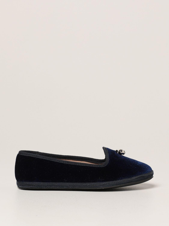 鞋履 Simonetta: 鞋履 儿童 Simonetta 蓝色 1