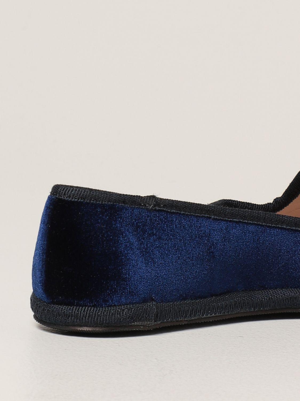 鞋履 Simonetta: 鞋履 儿童 Simonetta 蓝色 3