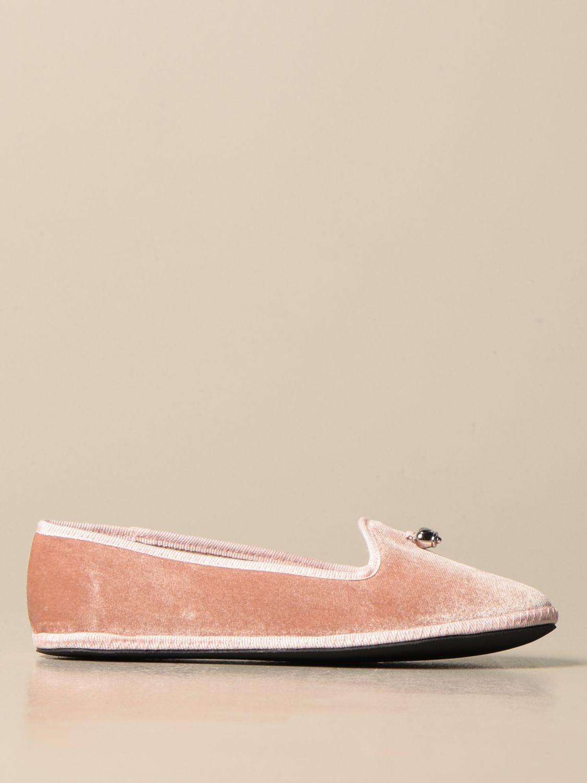 Zapatos Simonetta: Zapatos niños Simonetta rosa 1