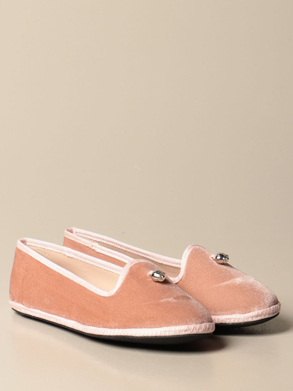 Zapatos Simonetta: Zapatos niños Simonetta rosa 2