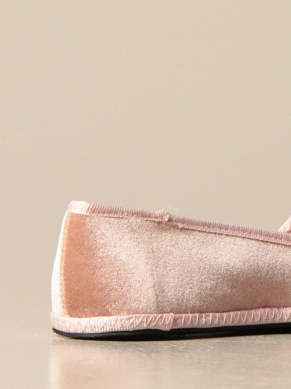 Zapatos Simonetta: Zapatos niños Simonetta rosa 3