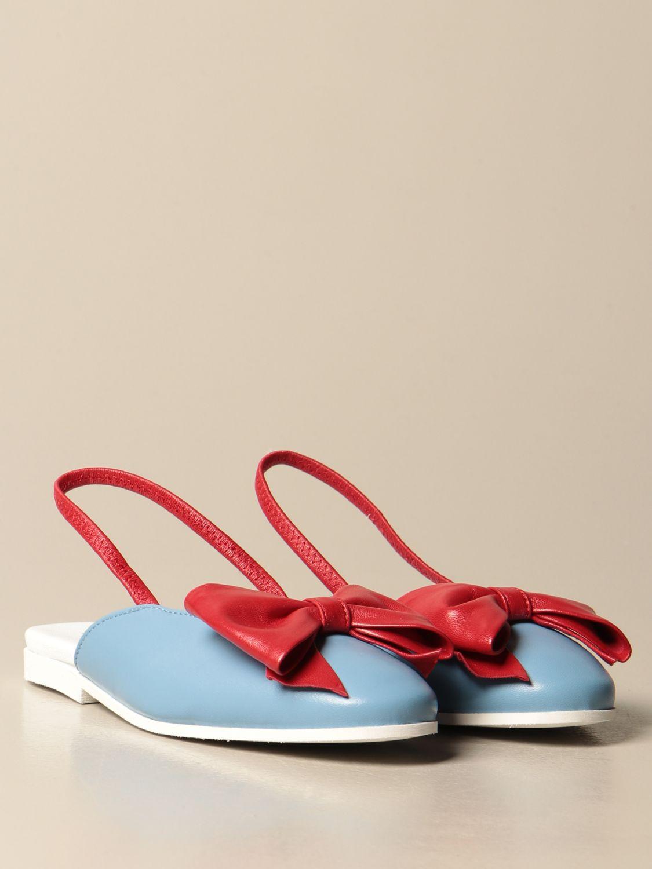 鞋履 Simonetta: 鞋履 儿童 Simonetta 浅蓝色 2