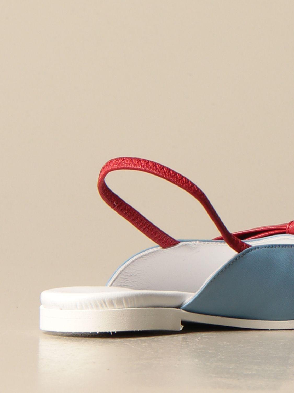 鞋履 Simonetta: 鞋履 儿童 Simonetta 浅蓝色 3