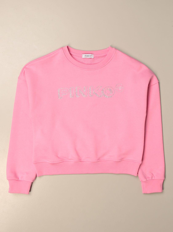 Jersey Pinko: Jersey niños Pinko fucsia 1