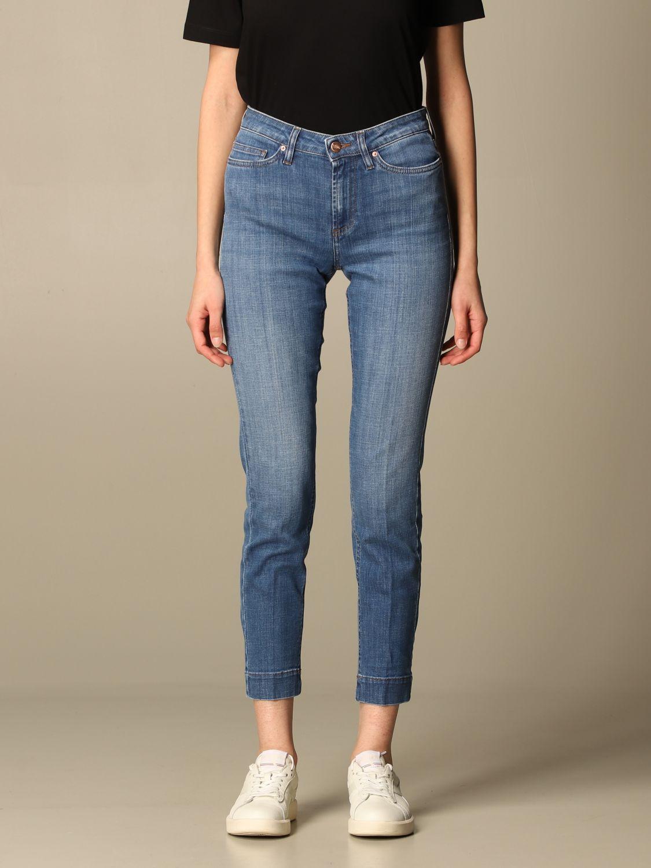 Jeans Don The Fuller: Trousers women Don The Fuller denim 1