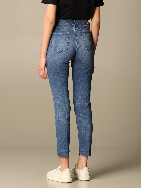 Jeans Don The Fuller: Trousers women Don The Fuller denim 2