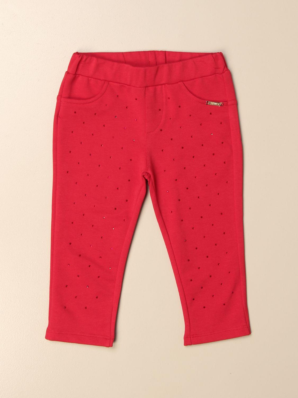 Trousers Liu Jo: Trousers kids Liu Jo red 1