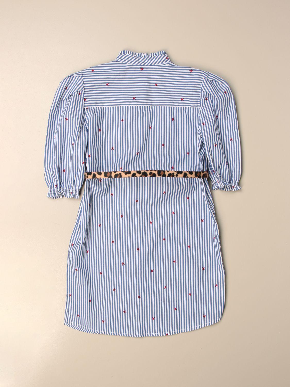 Dress Liu Jo: Dress kids Liu Jo blue 2
