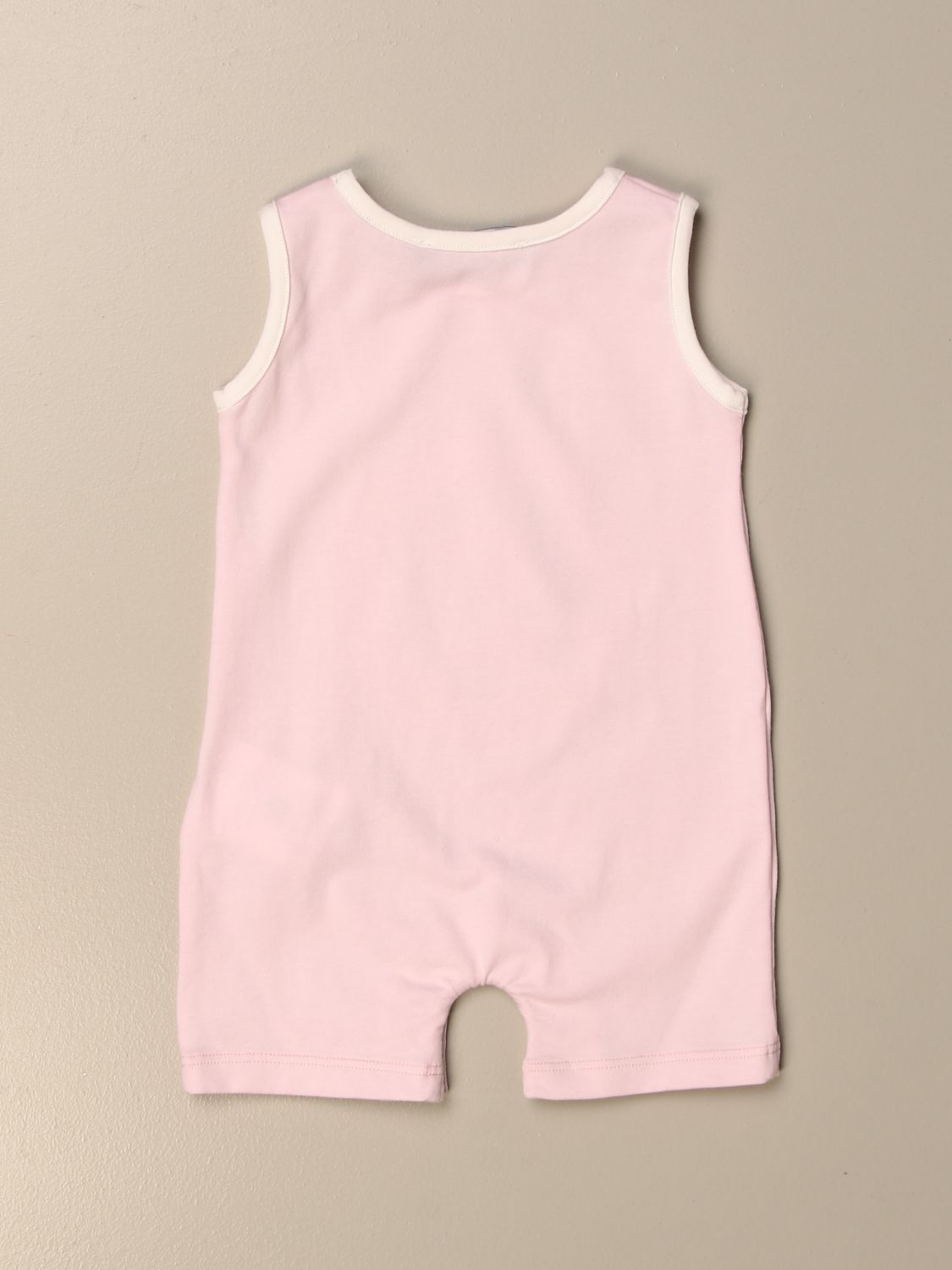 Pack Young Versace: Jumpsuit kids Versace Young pink 2