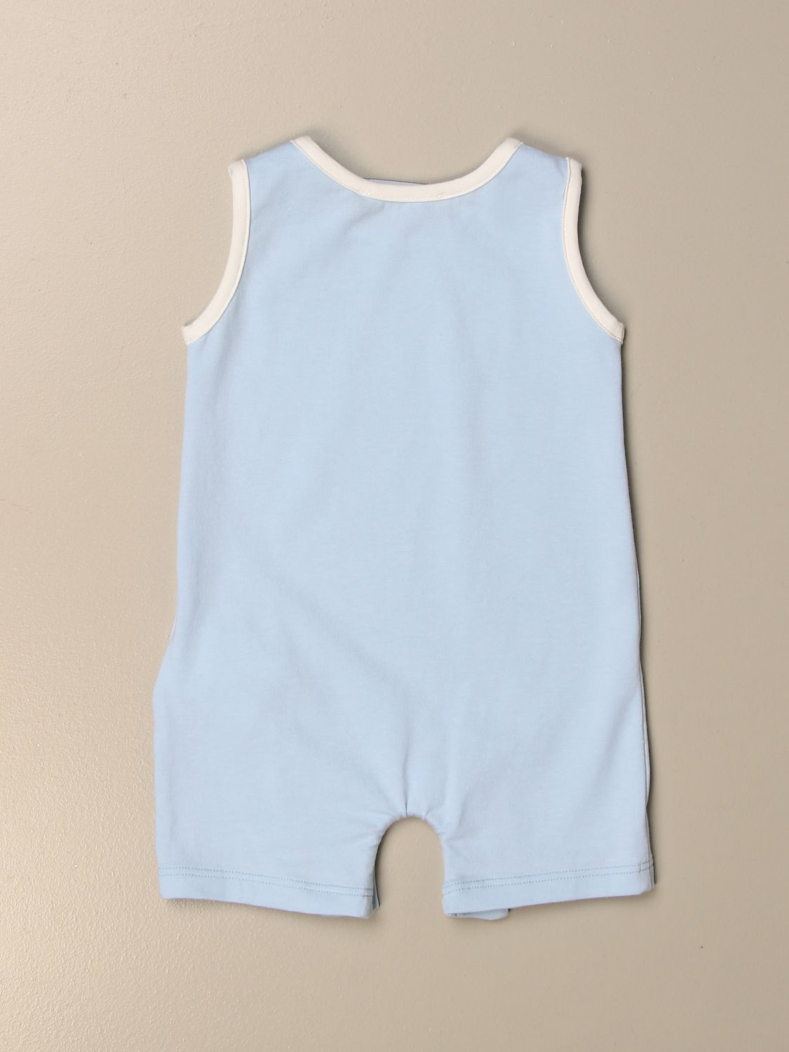 Pack Young Versace: Jumpsuit kids Versace Young gnawed blue 2