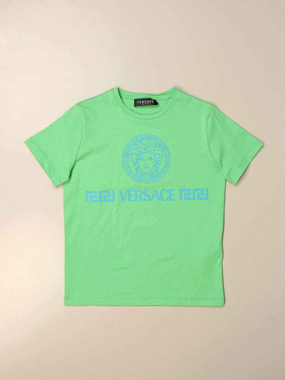 T-shirt Young Versace: T-shirt kids Versace Young green 1