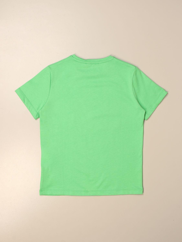 T-shirt Young Versace: T-shirt kids Versace Young green 2