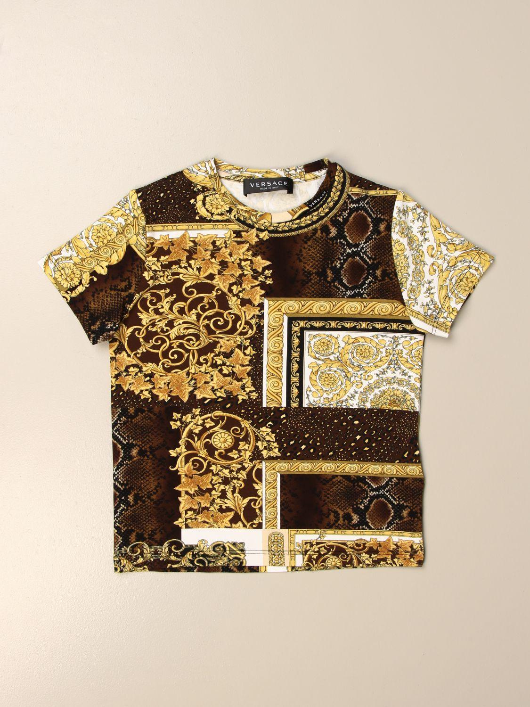 T-shirt Young Versace: T-shirt kids Versace Young black 1
