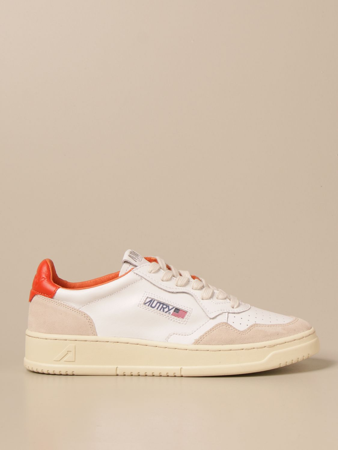 Sneakers Autry: Sneakers men Autry white 1
