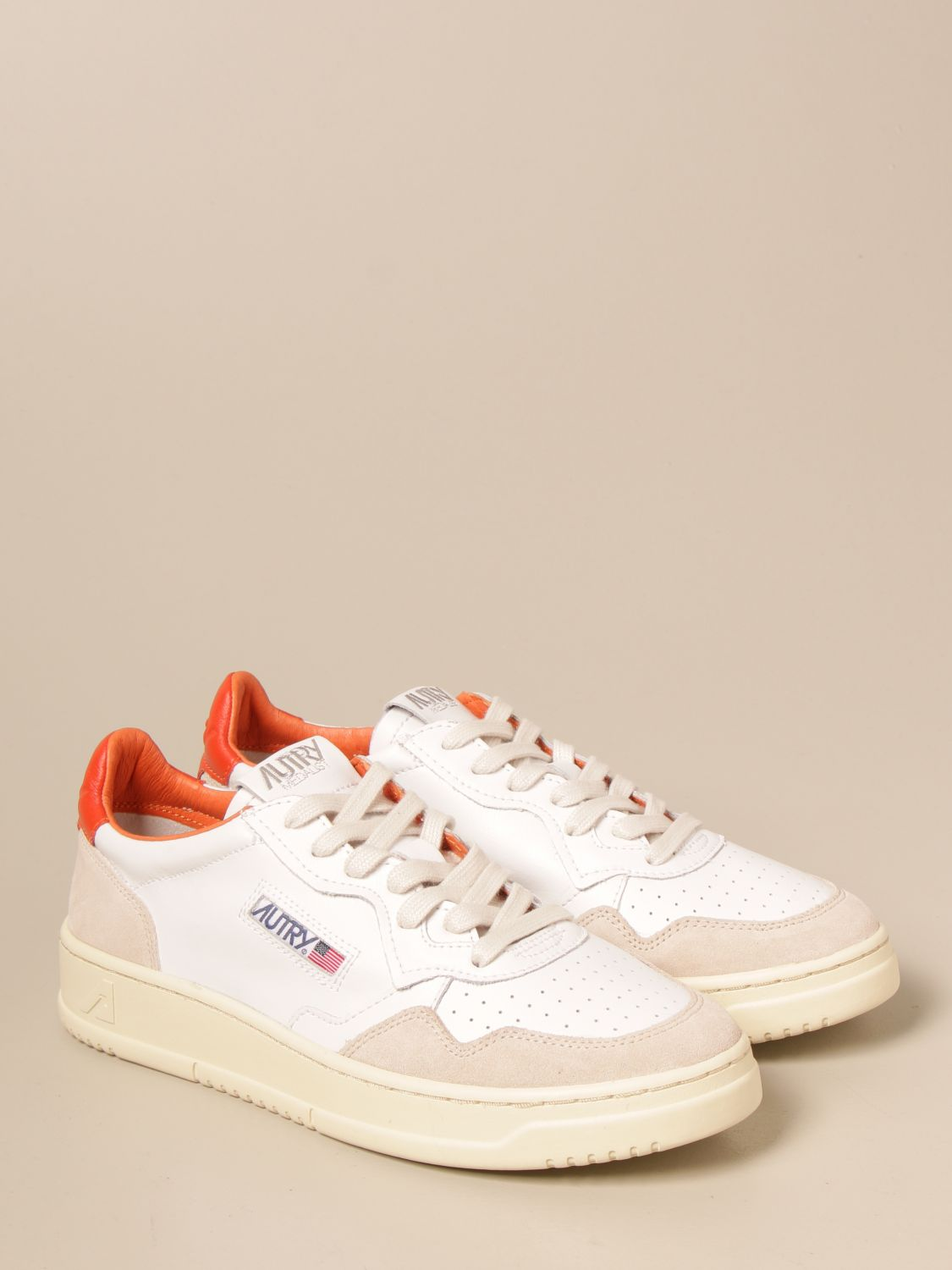 Sneakers Autry: Sneakers men Autry white 2