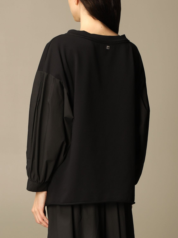 Sweatshirt Manila Grace: Sweatshirt women Manila Grace black 2