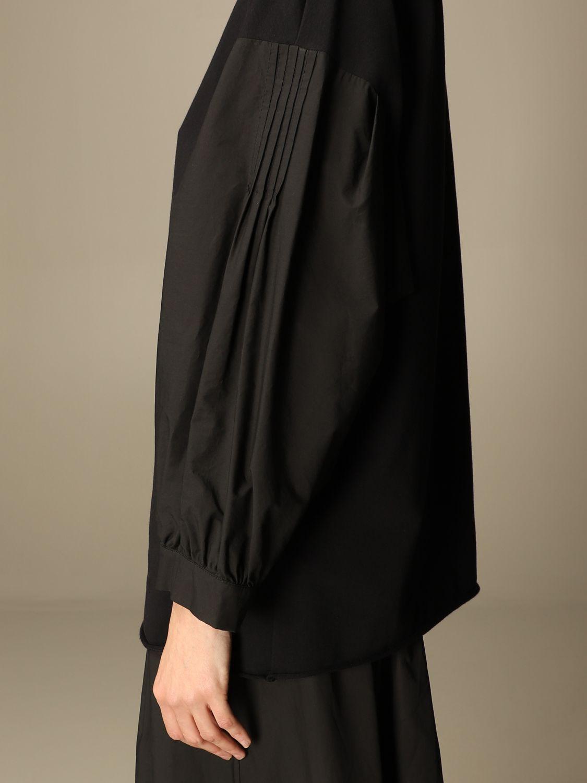 Sweatshirt Manila Grace: Sweatshirt women Manila Grace black 3