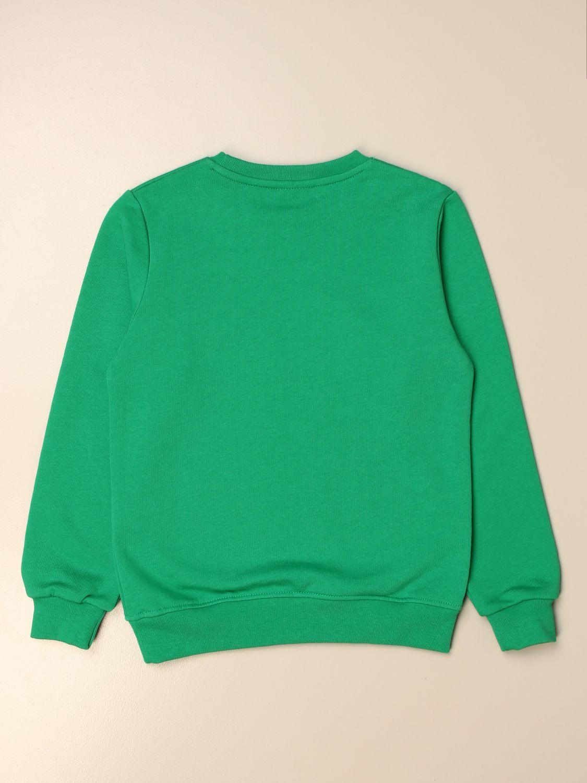 Jersey Diadora: Jersey niños Diadora verde 2