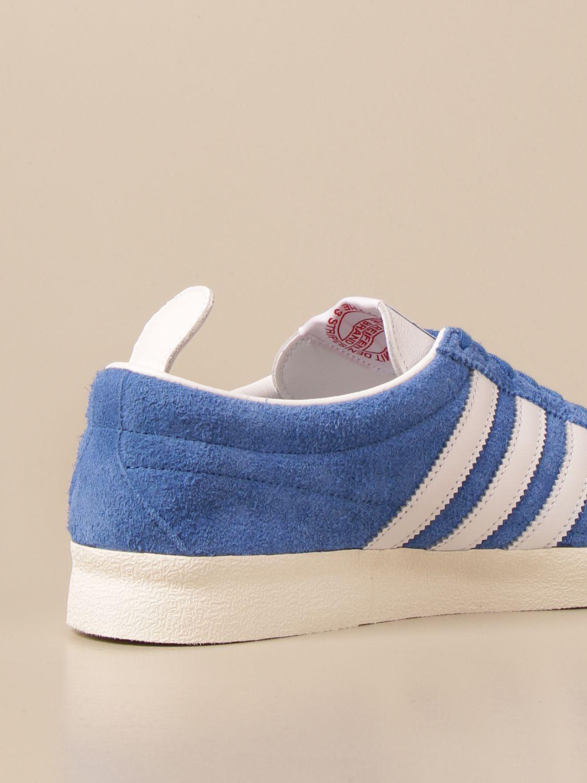 Trainers Adidas Originals: Gazelle Vintage Adidas Original sneakers in suede blue 3