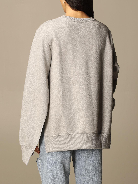 Sweatshirt Rokh: Sweatshirt damen Rokh grau 3