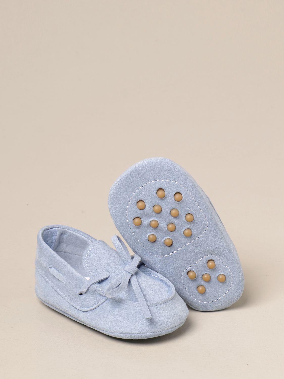 Zapatos Colori Chiari: Zapatos niños Colori Chiari azul claro 2