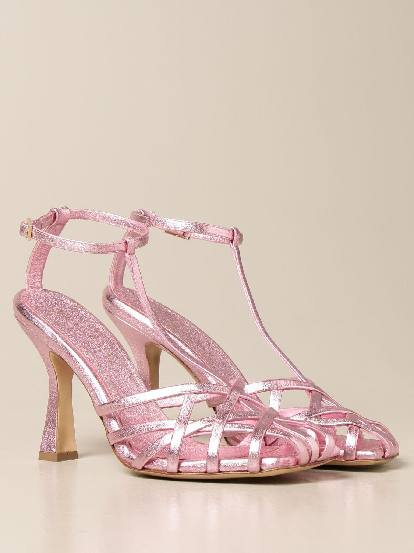 Heeled sandals Aldo Castagna: Shoes women Aldo Castagna pink 2