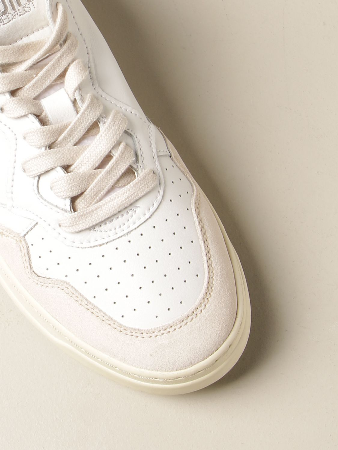 Trainers Autry: Trainers men Autry white 4