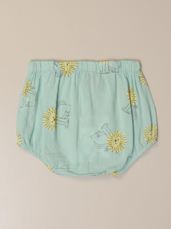 Pantalones cortos Bobo Choses: Pantalones cortos niños Bobo Choses verde 2