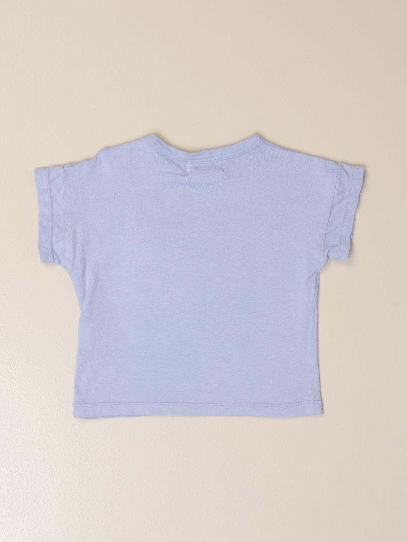 Camiseta Bobo Choses: Camisetas niños Bobo Choses azul claro 2