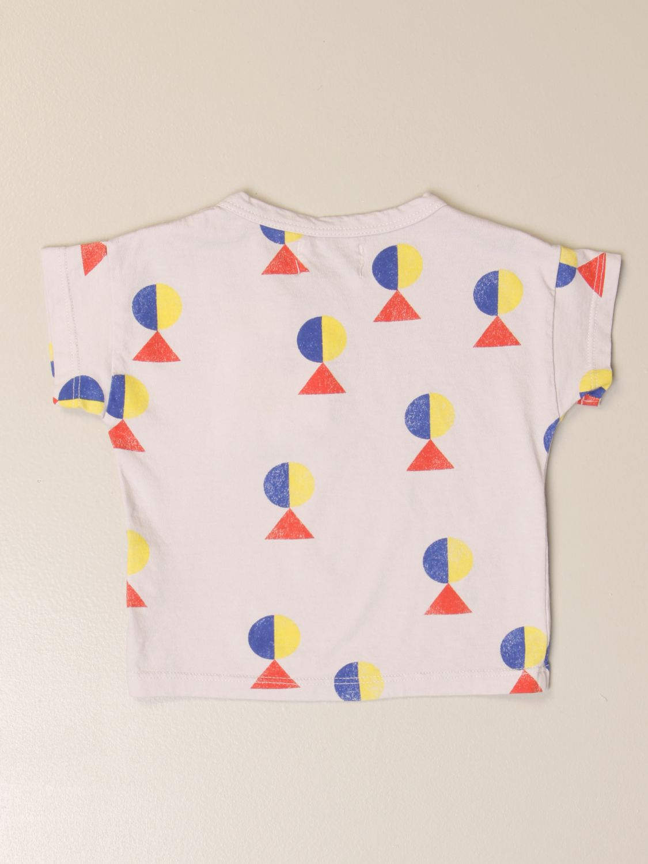Camiseta Bobo Choses: Camisetas niños Bobo Choses gris 2