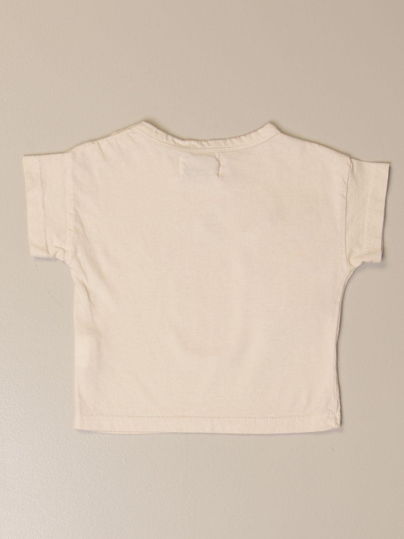 Camiseta Bobo Choses: Camisetas niños Bobo Choses marfil 2