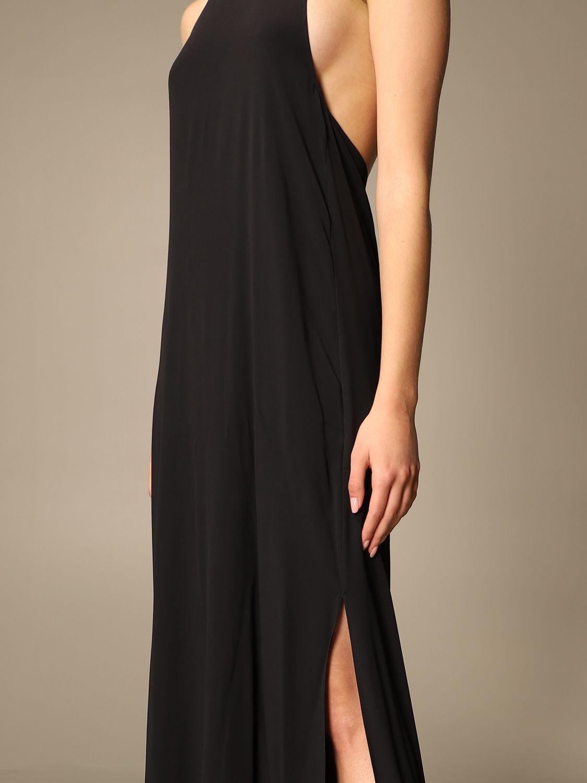 Kleid Mauro Grifoni: Kleid damen Mauro Grifoni schwarz 3