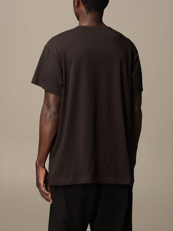 T-Shirt Yohji Yamamoto: T-shirt herren Y3 Yohji Yamamoto grau 3
