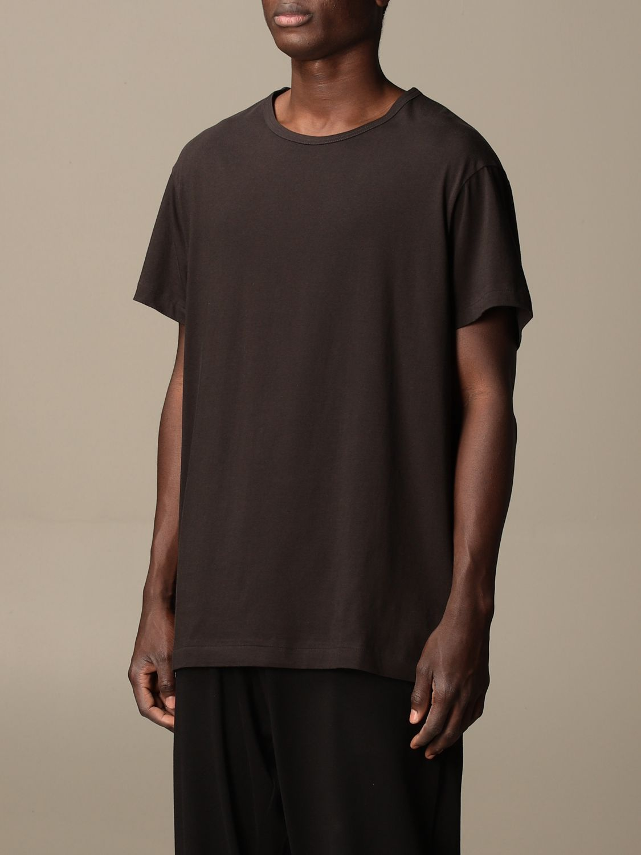 T-Shirt Yohji Yamamoto: T-shirt herren Y3 Yohji Yamamoto grau 4