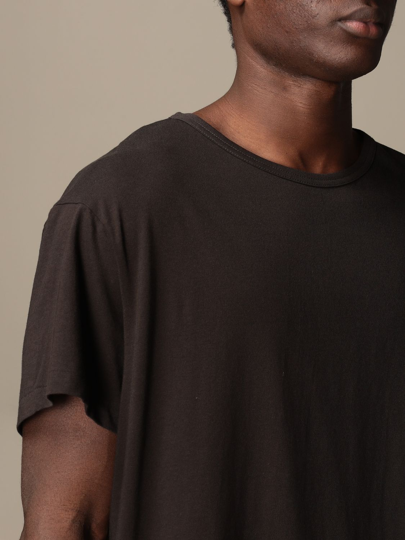 T-Shirt Yohji Yamamoto: T-shirt herren Y3 Yohji Yamamoto grau 5