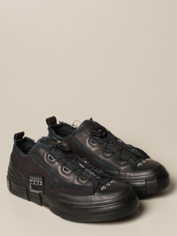 Sneakers Yohji Yamamoto: Sneakers Yohji Yamamoto in tela nero 2