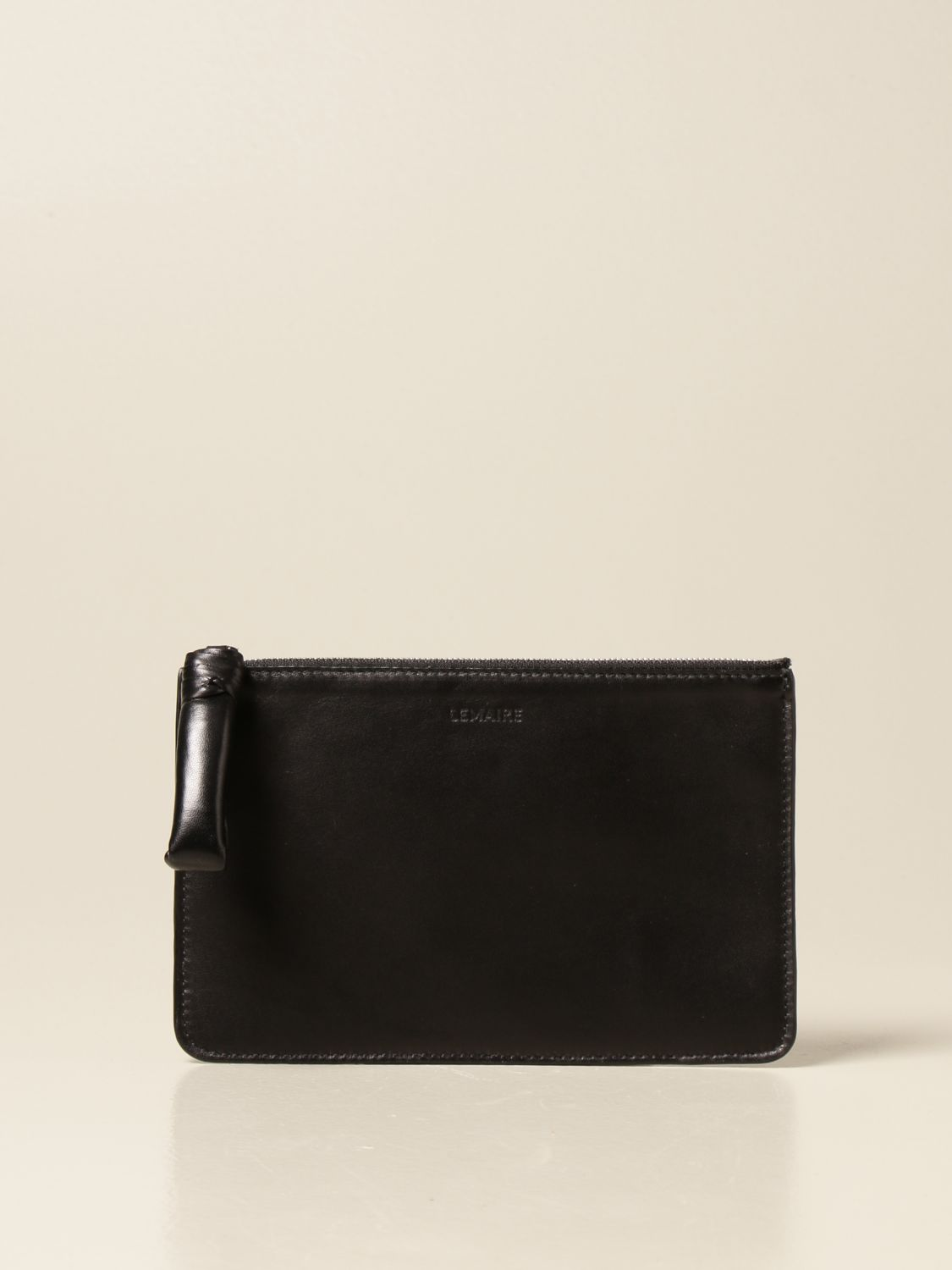 Carteras Lemaire: Carteras mujer Lemaire negro 1