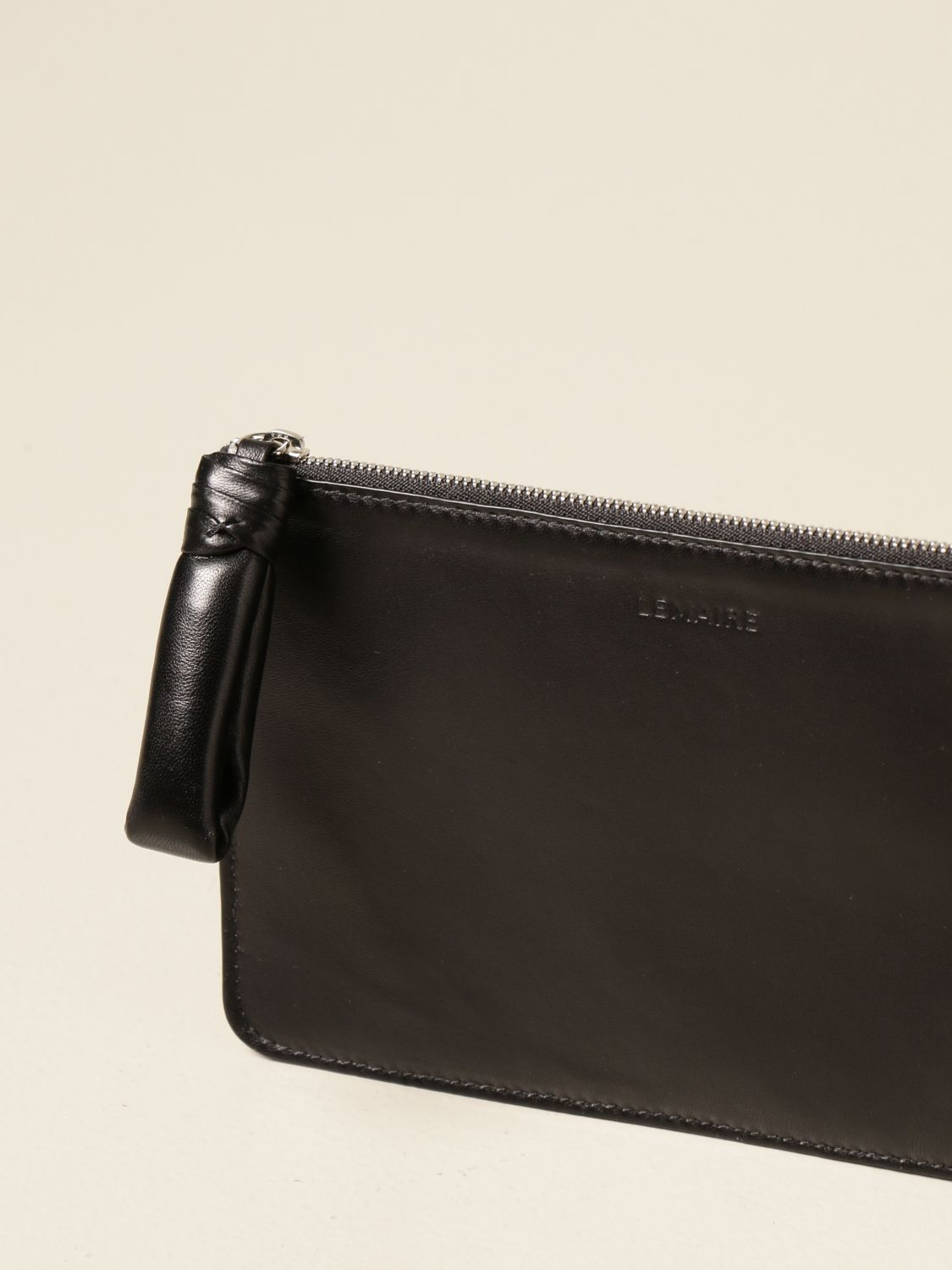 Carteras Lemaire: Carteras mujer Lemaire negro 3