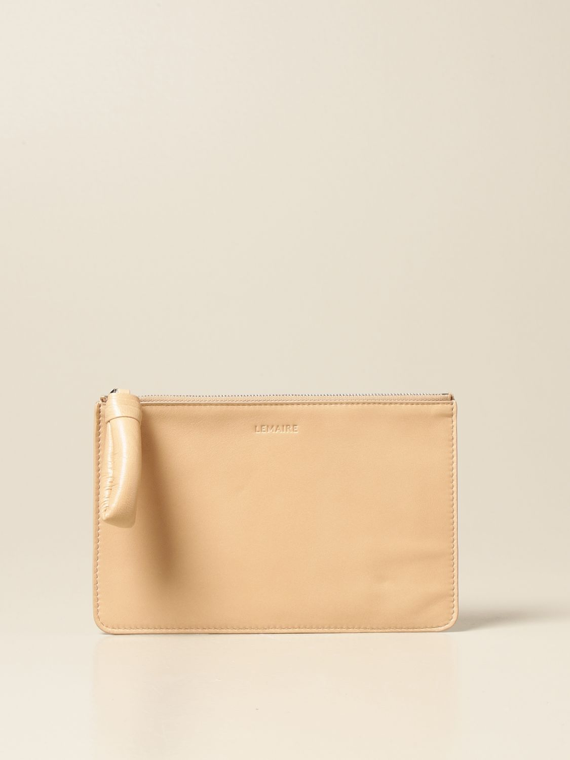 Carteras Lemaire: Carteras mujer Lemaire beige 1