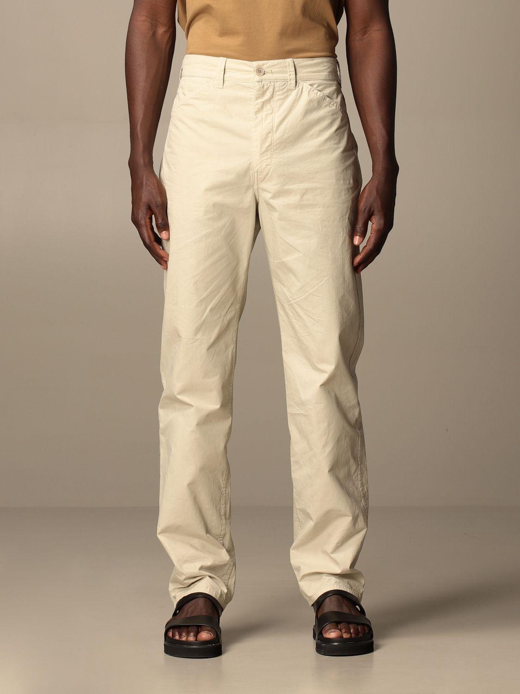 Pantalón Lemaire: Pantalón hombre Lemaire gris 1