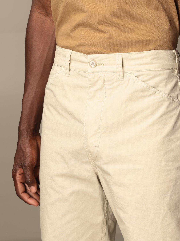 Pantalón Lemaire: Pantalón hombre Lemaire gris 5