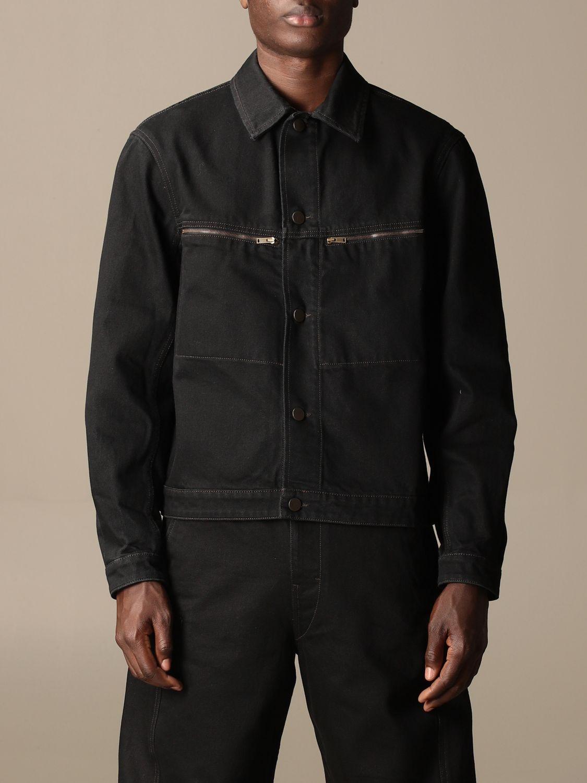Chaqueta Lemaire: Chaqueta hombre Lemaire negro 1