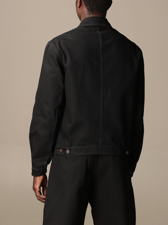 Chaqueta Lemaire: Chaqueta hombre Lemaire negro 3