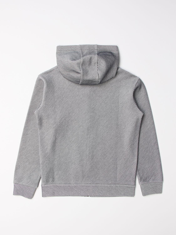 Sweater Emporio Armani: Sweater kids Emporio Armani white 2